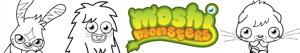 ausmalbilder Moshi Monsters malvorlagen