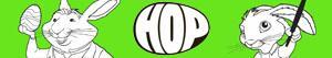 ausmalbilder Hop – Osterhase oder Superstar? malvorlagen