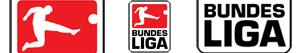 ausmalbilder Fahnen und Embleme der deutschen Fußball-Liga - Bundesliga malvorlagen