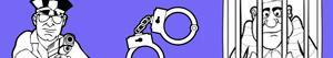 ausmalbilder Verbrechen und Gerechtigkeit malvorlagen