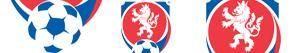 ausmalbilder Emblemen der tschechische Fußballliga malvorlagen
